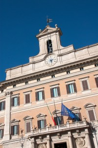 Montecitorio, the House of Deputies